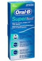 Oral-b-super-floss-Oral Hygiene ProductsOral-B