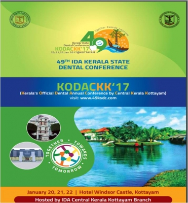 49th Kerala State Dental Conference (KODACKK'17)