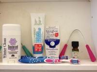 Oral hygiene products include toothbrush, toothpaste, mouthwash, floss and other products that are used to maintain cleanliness of your oral cavity