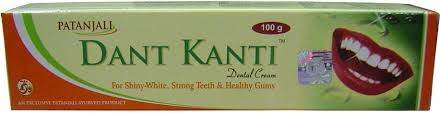 Patanjali-dant-kanti-dental-cream-ToothpastePatanjali-Divya-Products