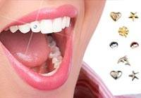 Dental jewels enhance your smile by multiple folds, they make the people turn around and appreciate your smile.
